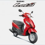 Scooter time – Four of Suzuki's upcoming launches will be scooters