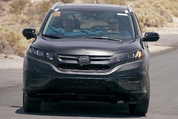 2015 Honda CR-V Spy Shot