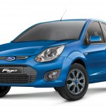 Ford India Introduces Figo with a New Look