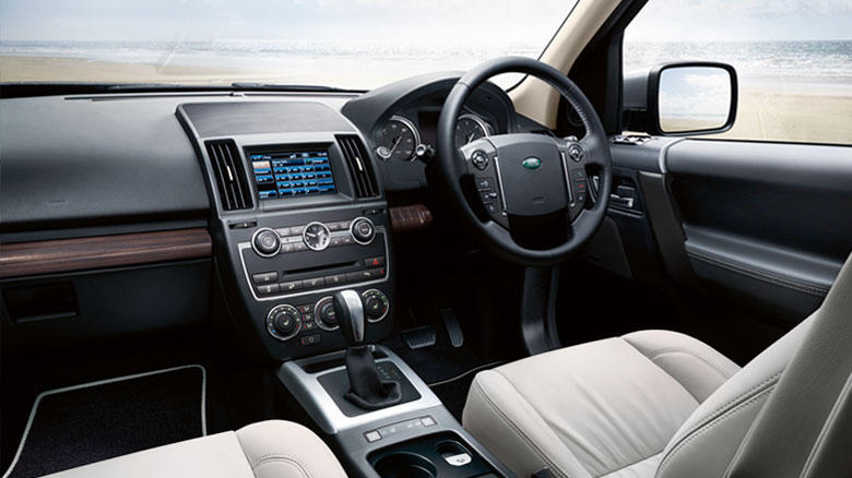 2014 Land Rover Freelander 2 Sterling Edition interior