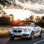 2015 BMW 2 Series Convertible first pics
