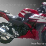 The 2015 Honda CBR 150R spied un-disguised