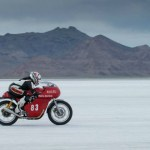 Royal Enfield Continental GT sets land speed record