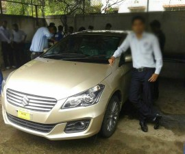 maruti ciaz dealership images