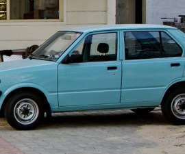 India's first affordable car