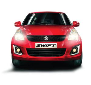 2014 Maruti Suzuki Swift facelift front