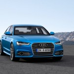 Audi A6 lineup for 2015