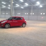 Maruti Swift facelift interior and exterior images