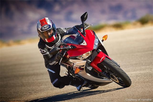 Yamaha YZF R3 Images Red