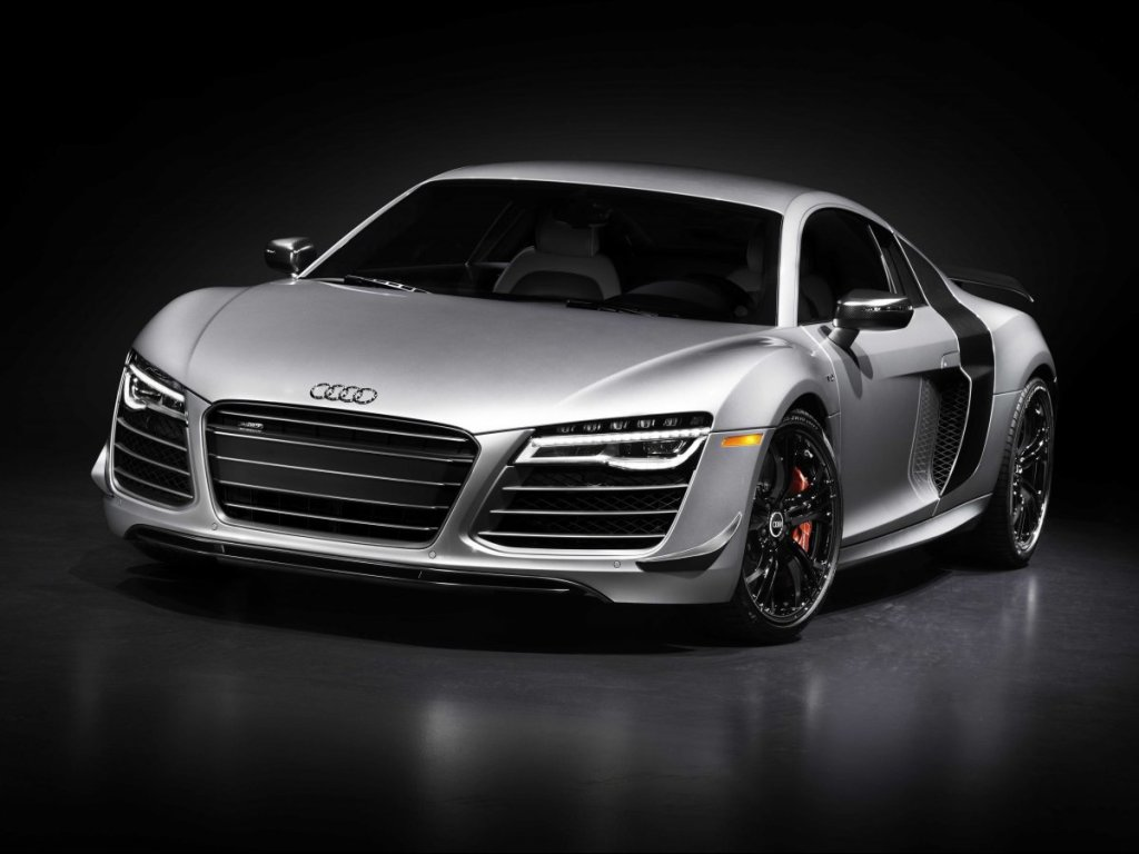 2014 Audi R8 Competition - Front Three Quarters