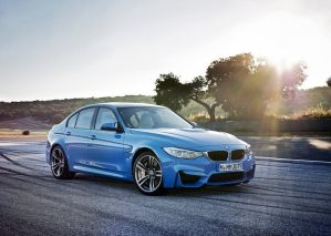 2015 BMW M3 launched in India