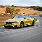 2015 BMW M3 sedan and M4 coupe launched in India