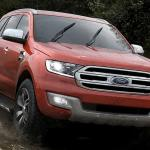 2015 Ford Endeavour officially revealed