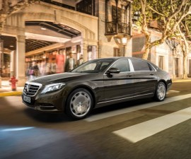 Mercedes C Class Maybach S600