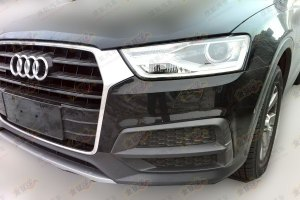 2015 Audi Q3 Facelift Images Headlight