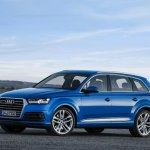 2016 Audi Q7 Luxury SUV Images Leaked