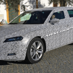 2016 Skoda Superb spotted for the first time