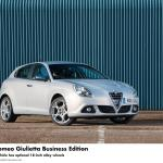 UK – Stunning Alfa Romeo Giulietta Business Edition Launched
