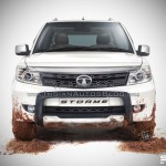 Is this how the Tata Safari Storme Facelift would look like?