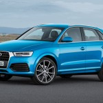 2016 Audi Q3 showcased at NAIAS