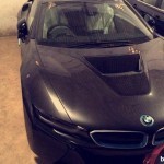 World famous Plug-in-hybrid BMW i-8 spotted at Indian dealership, launch soon!