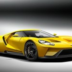 """Microsoft and Ford Unveil Ford GT as the Cover Car for """"Forza Motorsport 6"""""""