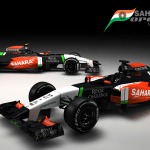 F1 Force India is set to for Test in Barcelona