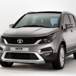 2016 Tata HEXA – 6 seater crossover from Tata Motors
