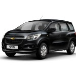 Chevrolet SPIN MPV : All you need to know