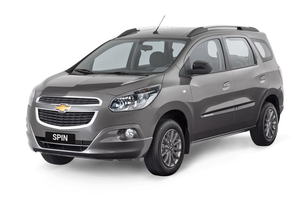 Chevrolet Spin confirmed for India