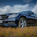 Luxury on Wheels : 2015 Mercedes-Benz C 200 review