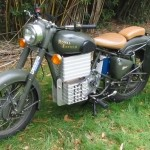 Electric Royal Enfield Bullet! Anyone?