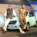 Datsun Drive-On Marks Brand's First Anniversary in India