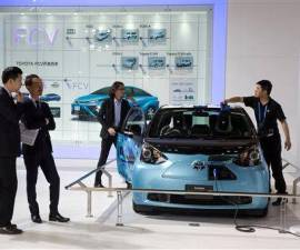 Automakers in china