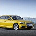 2016 Audi A4 is larger and lighter than ever