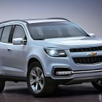 Chevrolet TrailBlazer SUV Begins Testing in India; Launching This Year