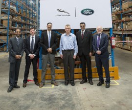 JLR India's new PDC