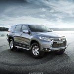 All New Mitsubishi Pajero Sport Rendered; India Launch Likely To Be In 2017