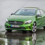 Mercedes A-Class refresh includes a whopping 351hp – A45 AMG