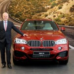 2015 BMW X6 Facelift Launched