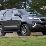 Next Gen Toyota Fortuner coming to India in 2017: Report