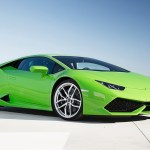 Drop-top version of the Huracan coming soon