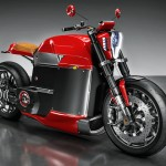 Tesla Model M Electric Bike Rendered
