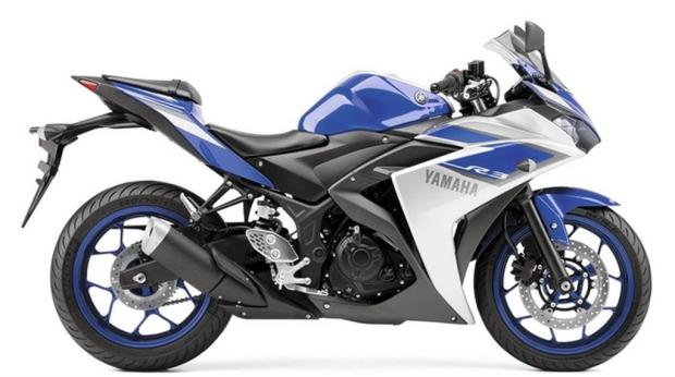 The All New Yamaha YZF R3