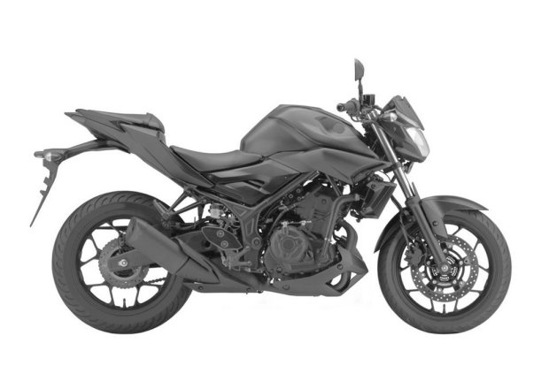 yamaha-mt-320-right-side-view