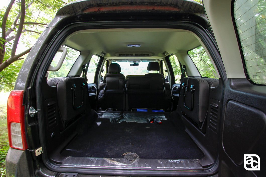 2015 Safari Storme space