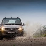 Tata Safari Storme Varicor 400 with 4×2 and 4×4 launched starting at INR 13.52 lakhs