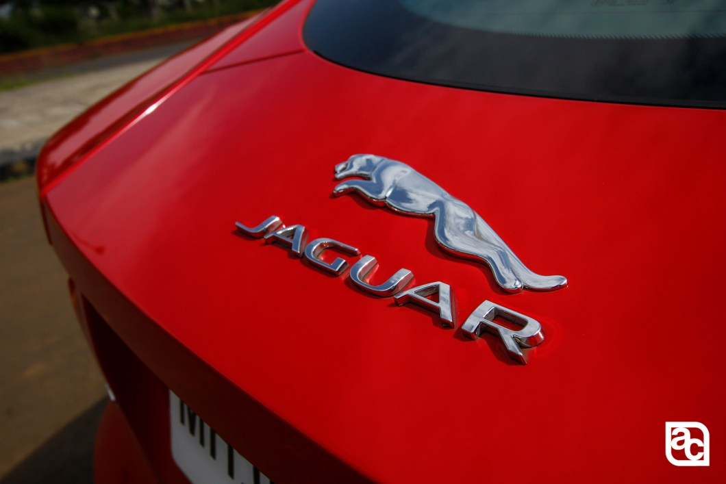 Jaguar F-Type R India