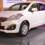 Maruti Suzuki Ertiga facelift showcased at GIIAS