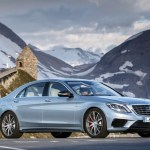 S63 AMG sedan to drive in on 11th August